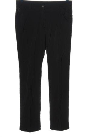 Golfino Jersey Pants black casual look
