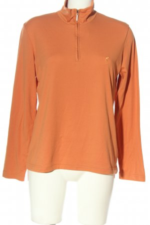 Golfino Troyer hellorange Casual-Look