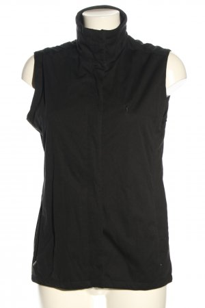 Golfino Omkeerbaar vest zwart casual uitstraling
