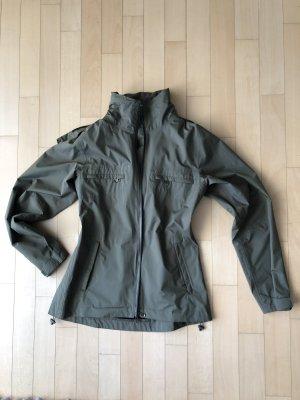 Golfino Raincoat khaki polyester