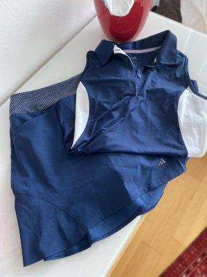 Adidas Skorts white-dark blue