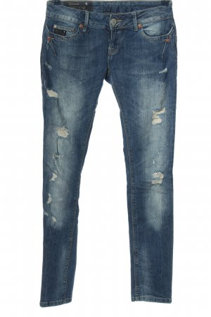 Good Morning Universe Low Rise jeans blauw casual uitstraling
