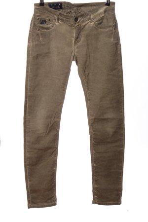 Good Morning Universe Slim jeans bruin casual uitstraling