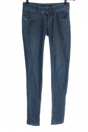 Goodies Röhrenjeans blau Casual-Look