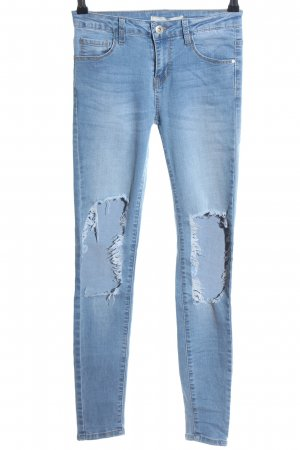 Goodies Skinny Jeans blau Casual-Look