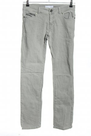 goodsociety Jeans taille basse gris clair style décontracté