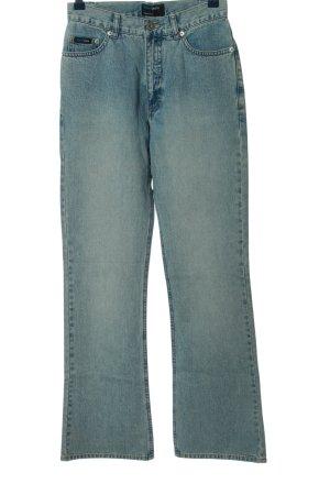 goood jeans Boyfriendjeans blau Casual-Look