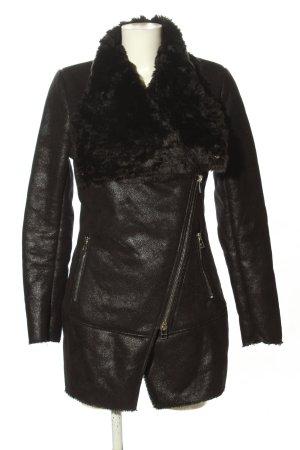 Goosecraft Giacca invernale nero stile casual