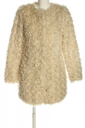 Goosecraft Giacca invernale crema stile casual