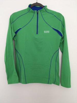 Gore Débardeur de sport vert-bleu