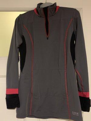 Gore Sports Shirt grey-magenta
