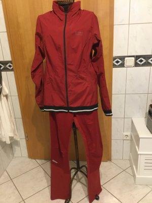 Gore Sports Jacket dark red-black