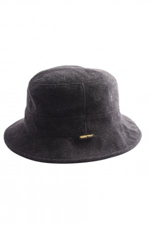 Gore Tex Felt Hat black casual look