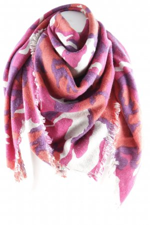 Gorgeous Fringed Scarf camouflage pattern