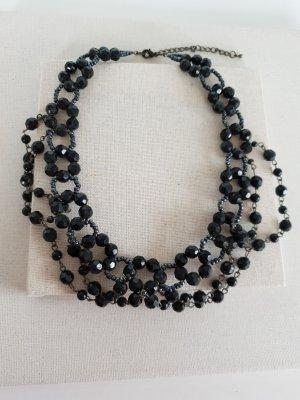 Statement Necklace black