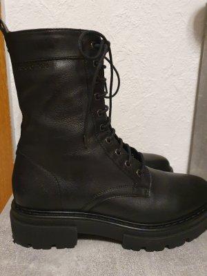Marc O'Polo Gotyckie buty czarny