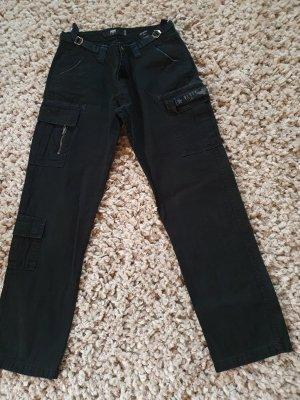 Black Premium by EMP Stoffen broek zwart