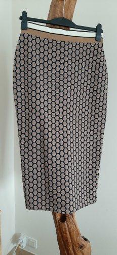 GP & JBAKER X H&M Falda de punto multicolor