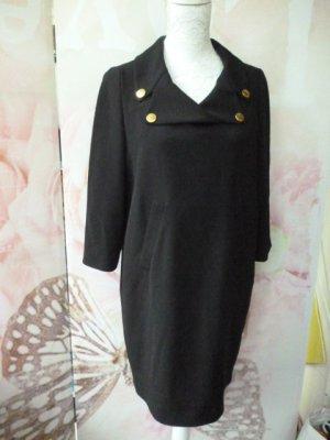 Boutique Moschino Sukienka z długim rękawem czarny