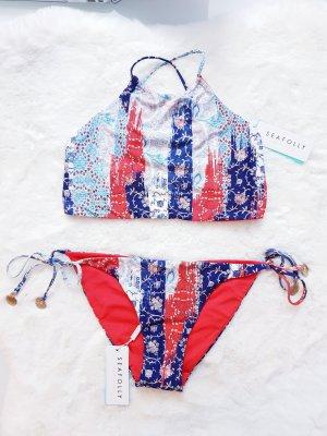 Gr. 36 * Seafolly * Highwaist Bikini
