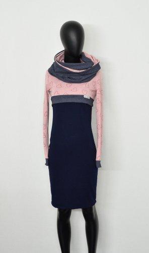 Sukienka dresowa Wielokolorowy Bawełna