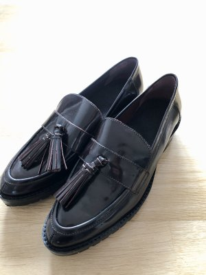 H&M Wingtip Shoes bordeaux