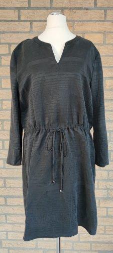 Gr. 40 + 42  - Boss  Kleid aus Seide & Leinen NEU