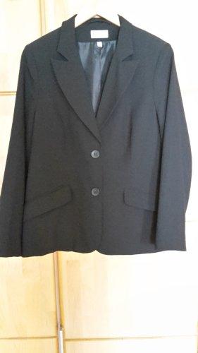 Biaggini Jersey Blazer black polyester