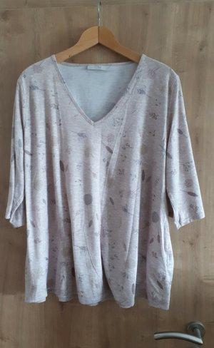 C&A Clockhouse V-Neck Shirt multicolored mixture fibre