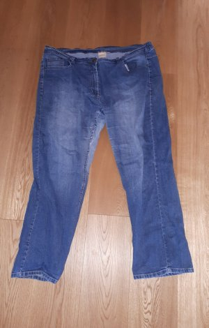 Giada Jeans elasticizzati blu Cotone