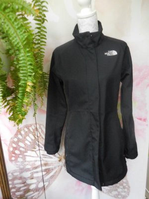 North Face Giacca softshell nero