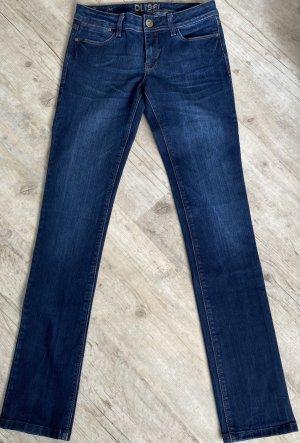 Dl1961 Jeans elasticizzati blu Cotone