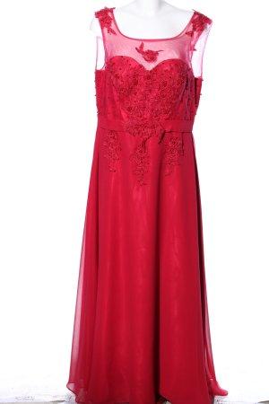 Grace Karin Abendkleid rot Elegant