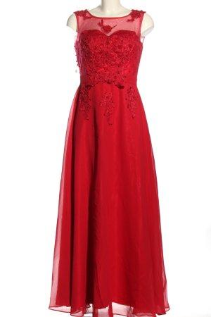 Grace Karin Ball Dress red elegant