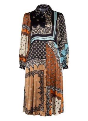 Grace Vestido tipo blusón multicolor