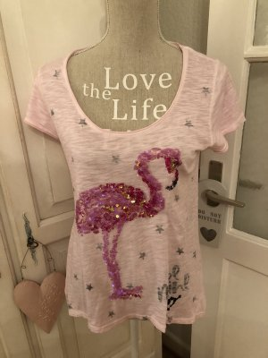 Grace Shirt Glitzer Flamingo 99€