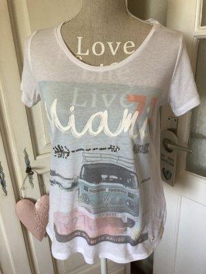 Grace Shirt Miami Logo Schriftzug neu 89€