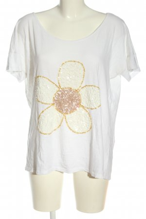 Grace T-Shirt weiß-wollweiß Casual-Look