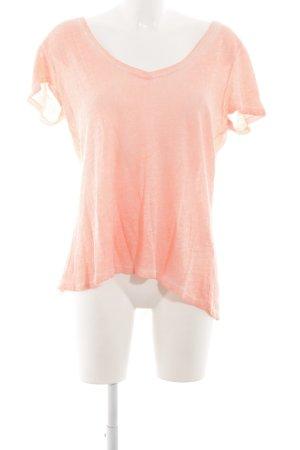Grace T-Shirt hellorange Casual-Look