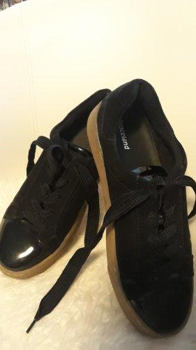 Graceland Sailing Shoes black