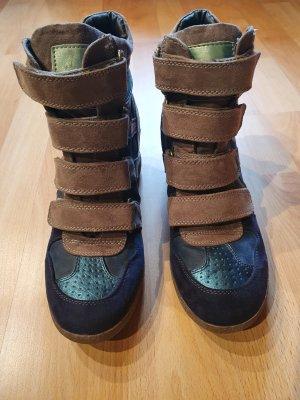 Graceland Wedge Sneaker multicolored