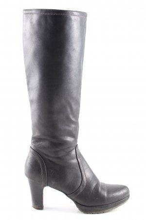 Graceland Absatz Stiefel schwarz Casual-Look