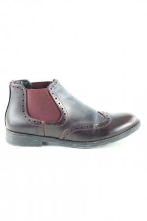 Graceland Booties rot Casual-Look