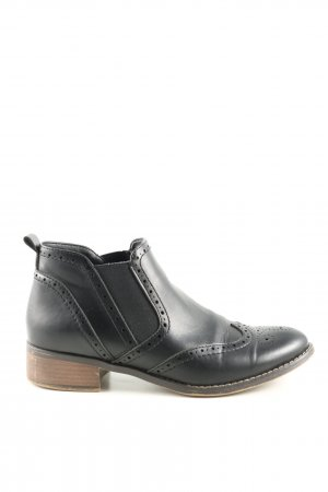 Graceland Booties black business style