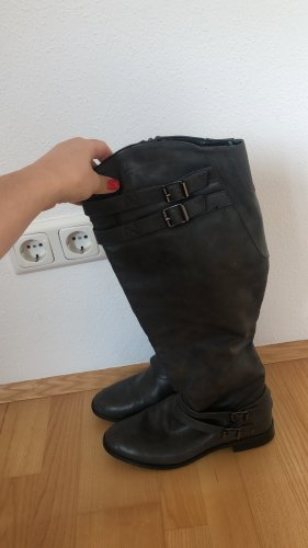 Graceland Boots in grau