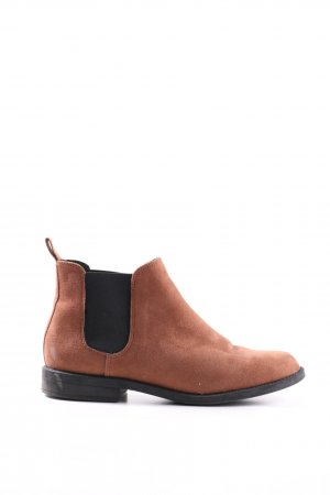 Graceland Chelsea Boots braun Business-Look