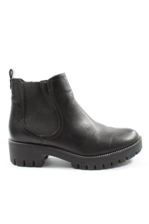 Graceland Chelsea laarzen zwart casual uitstraling