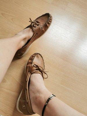 Graceland Bailarinas con tacón Mary Jane marrón claro-marrón