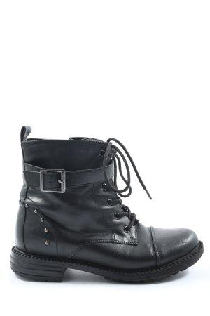 Graceland Chukka boot noir style décontracté