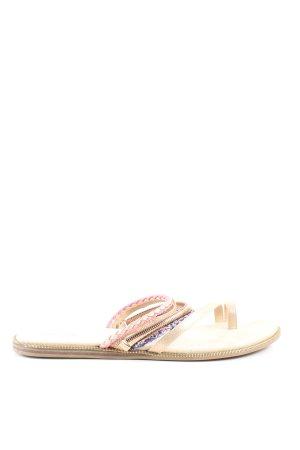 Graceland Dianette Sandals cream casual look
